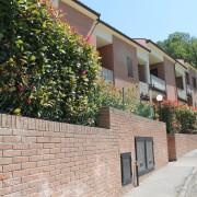 Area residenziale realizzata sull'altopiano di Vado, Monzuno