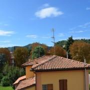Attico in vendita a Sasso Marconi, Viale Verde - Vista dal balcone